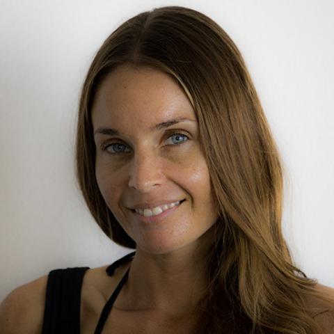 Photo of Christina Saenz de Santamaria