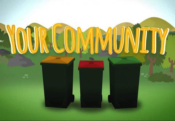 Hills Shire Council – Do the right bin campaign